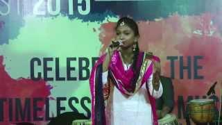 Thare Rahiyo O Baanke Yaar - Pakeezah Performed by Krutika Borkar at AJIVASAN FEST 2015