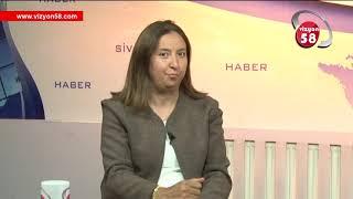 Vizyon 58 Tv Ana Haber Bülteni Konuğumuz Ak Parti Sivas Milletvekili Semiha Ekinci