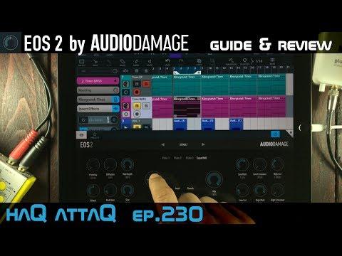 EOS 2 Reverb by Audio Damage iPad AUv3 │ Guide and Review - haQ attaQ 230
