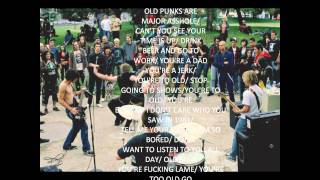 Warkrime - Old Punks.wmv