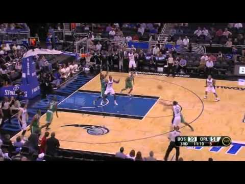 2011-12 Boston Celtics VS Orlando Magic (Huge Comeback!)