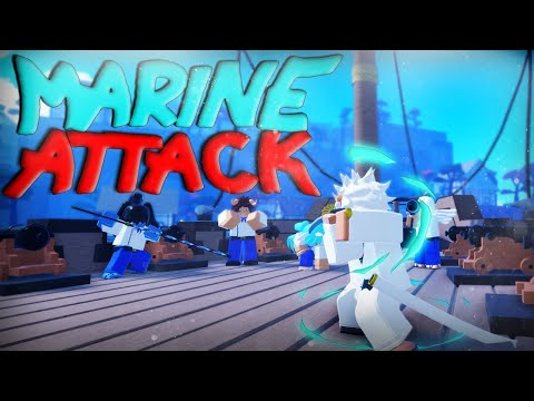 The Marine Ships Are After Us In Grand Piece Online! - Roblox Grand Piece Online Marine Ships