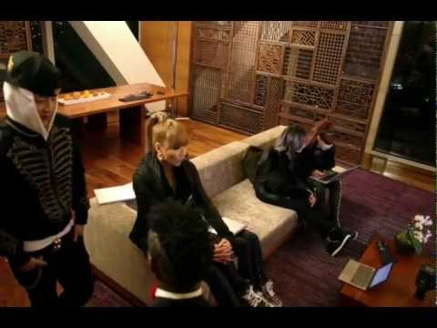 """2NE1 and Will.I.Am BTS """"Take The World On"""" Intel Ultrabook™ Project"""