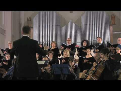 Coro Setticlavio (dai Chandos Anthems) Declare his honour unto the heathen - G. F. Handel