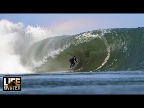 Brett Barley Scored Skeleton Bay So Big He (Almost) Found a Closeout Section