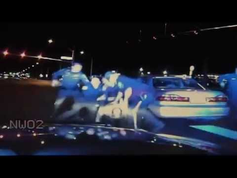 Officers Beat Motorist in Diabetic Shock!!