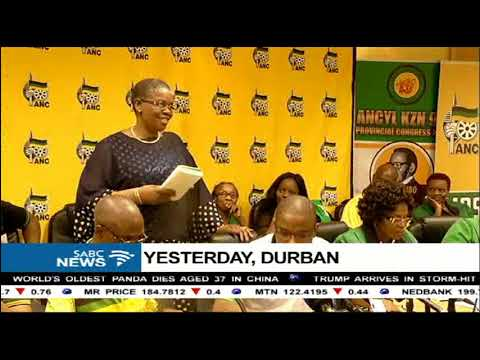 ANC KZN leadership expected at Luthuli House