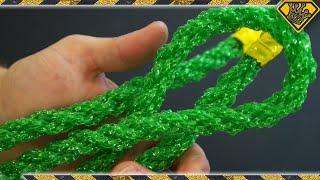 Soda Bottle Rope | How To Make Rope Or Homemade String From A Plastic Soda Bottle (2 Liter Bottle)