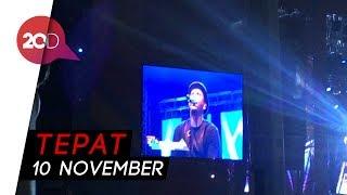 Video Padi Reborn Rayakan Hari Jadi  di The 90's Festival download MP3, 3GP, MP4, WEBM, AVI, FLV November 2018
