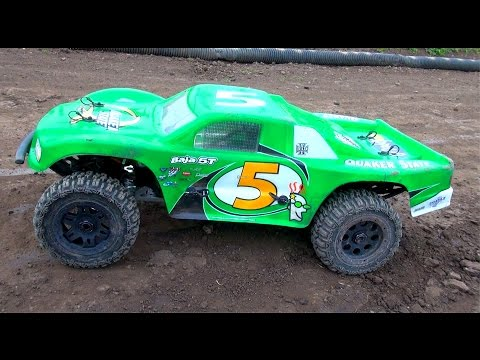 RC ADVENTURES - BiG DiRTY 2014 - MAiN EVENT HPi 2WD BAJA - LAST MAN STANDiNG RACE