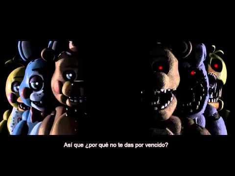 FNAF 2 song sayonara maxwell(sub español)