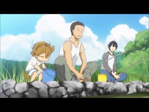 Barakamon - Naru and Crayfish (funny)