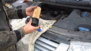 Замена масла в двигателе VW своими руками(, 2013-11-07T04:03:33.000Z)