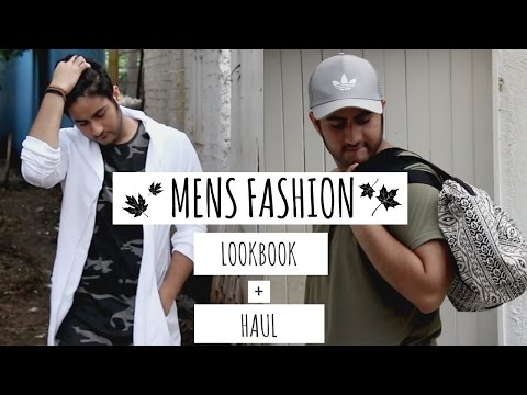 Mens Fashion Look Book + Haul || Karan Punjabi