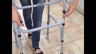 Ходунки шагающие/фиксированные для инвалидов Х-3С(, 2016-09-07T11:18:41.000Z)