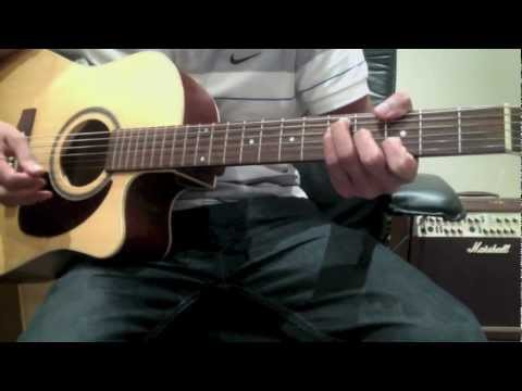 Redemption Song Guitar Tutorial (With Jazz Chords) - Bob Marley ...
