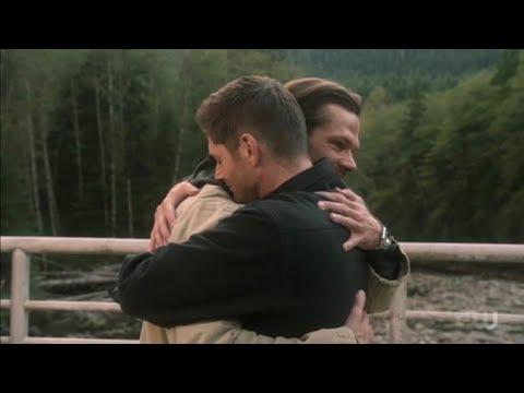 Supernatural Season 15 Finale Ending Scene - Sam and Dean in Heaven