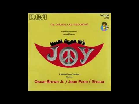 Joy (1970)   Oscar Brown Jr. / Jean Pace / Sivuca Original Soundtrack [Full LP]