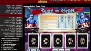 free video poker no download
