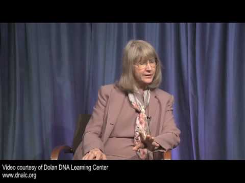 Full interview--Dr. Genie Scott at the Dolan DNA Learning Center--Segment 4