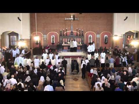 Solemn Requiem Mass for Rev. Kenneth Walker (Full version)