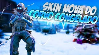DESTROYED WITH The NEW SKIN of the FROZEN RAVEN-Fortnite Battle Royale Epic Games