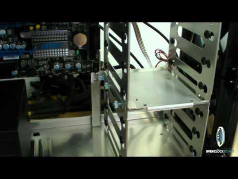 Lian Li PC-A04 MATX Case Review - A04 M-ATX Micro ATX