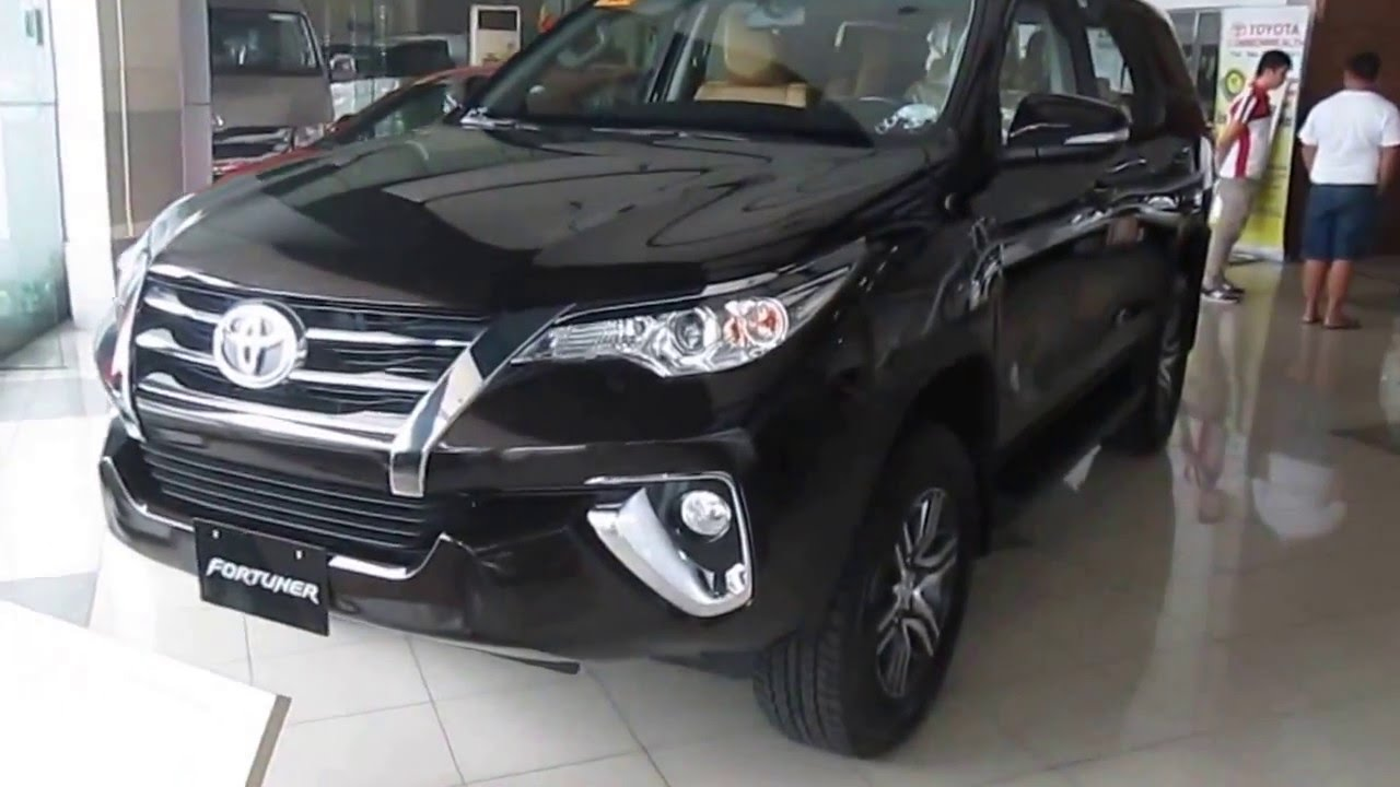 2016 Toyota Fortuner in Philippines - YouTube