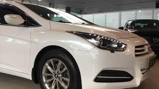 Hyundai i40 I Рестайлинг