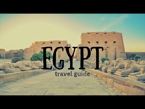 EGYPT Travel Guide, 5 best place to visit in egypt !!