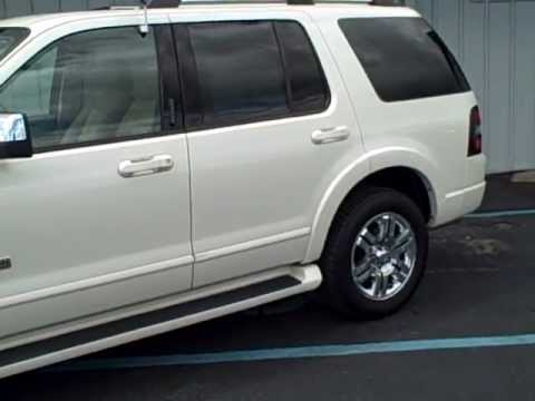 Toledo, Ohio 2007 Ford Explorer Limited at Steve Rogers Ford