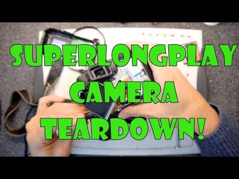 Teardown Lab - Superlongplay Digital camera teardown