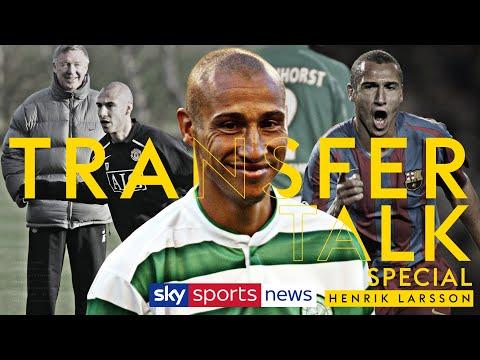Henrik Larsson on staying loyal to Celtic and his Man Utd regret!