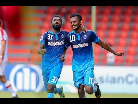 New Radiant 2-0 Bengaluru FC (AFC Cup 2018: Group Stage)