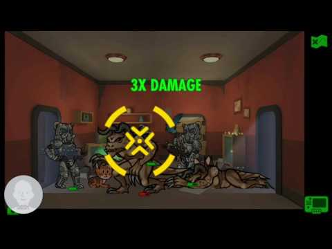 Fallout Shelter Daily Quest Walk-through