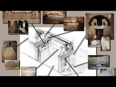 Les archéologues grecs progressent dans la mise au jour du tombeau d'Amphipolis
