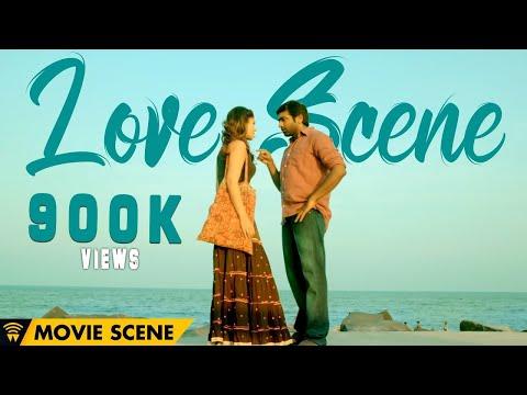 Naanum Rowdy Dhaan - Love Scene | Vijay...
