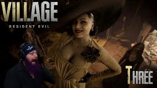 Lady Dimitrescu is not happy! | Resident Evil Village Full Game Play Playthrough with Oshikorosu [3]