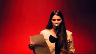 Joana Abrines poema contra el Dinero