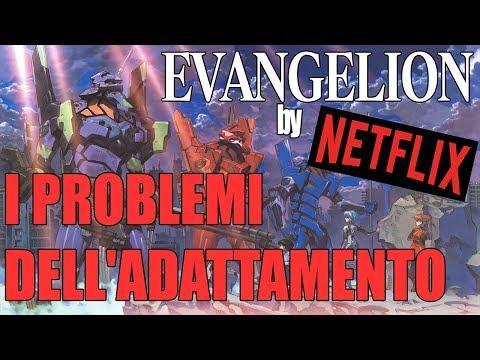 Evangelion Su Netflix: Una Storia Travagliata