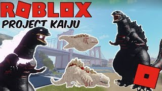 Roblox Project Kaiju - The Evolution Of Shin Godzilla (IT'S GIVEAWAY TIME EVERYBODY!)