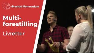 Livestream for Ørestad Gymnasium