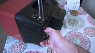 Умелец подключил  телефон к ламповому телевизору(Он превратил ламповый телевизор 1978 года в сетевой мультимедиацентр, способный показывать видео с YouTube,..., 2016-04-07T19:37:15.000Z)