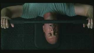 Unbreakable - Deleted Bench Press Scene