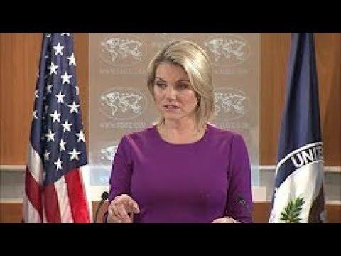 October U.S. Embassy Sonic Attacks in Havana Cuba w/ Heather Nauert