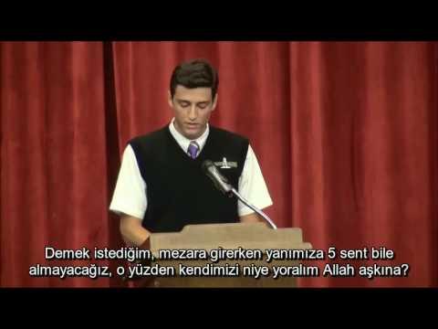 Enis Sipahi Speech 2017