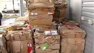 600 тонн макулатуры отправило в переработку Пинское РАЙПО(Большая часть вторсырья принята от населения. Макулатуру в Пинском районе принимают по 800 руб за килограмм..., 2014-10-24T08:04:27.000Z)
