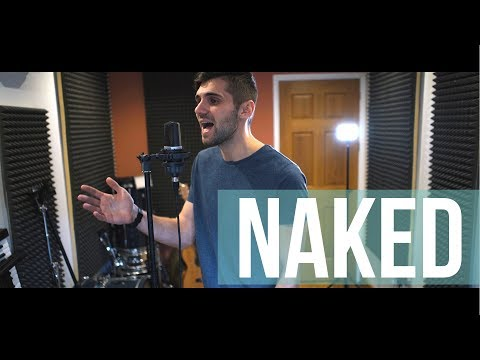 James Arthur - Naked (Acoustic Cover By Ben Woodward)
