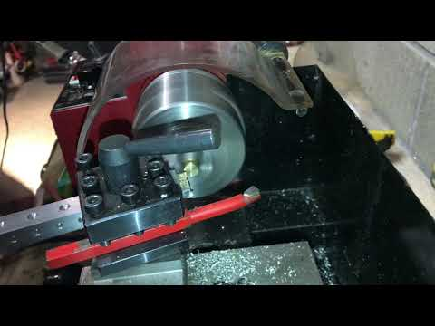 How to perfectly CALIBRATE your harbor freight mini lathe Item 93212