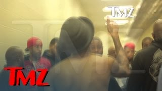 August Alsina -- Backstage Brawl at Non-Violence Concert | TMZ